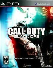 Call of Duty Black Ops Hardened Edition, Playstation 3 complete