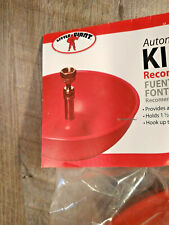 Automatic Poultry Water Fount Little Giant King Size Adult Birds Turkey 2550