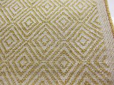 """OCRA Diamond Design """"Aride Geo"""" misto lino pesante tappezzeria stoffa. da successivo"""