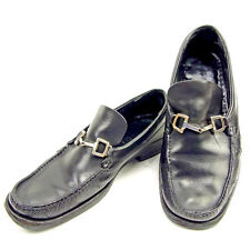 GUCCI Loafer Bit Hardware Mens Authentic Used Y6975