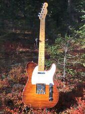 Fender American Select Telecaster Violin Burst