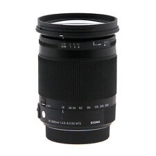 Sigma 18-300mm f/3.5-6.3 DC HSM Macro Zoom Contemporary Lens - Sony (Open Box)
