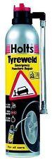 Car Puncture Repair Kit = Holts HT3YA 400ml Tyreweld Emergency Tyre Repair