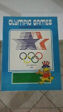 VINTAGE QUADERNO OLYMPIC GAMES ECERCISE BOOK 1984
