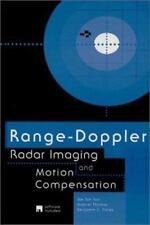 Range-Doppler Radar Imaging and Motion Compensation by Thomas, Gabriel