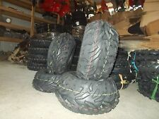 (4) Front Rear ATV Tires 25X8-12 / 25X10-12 Polaris Sportsman 600 700 Ranger