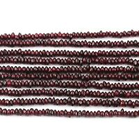 Wholesale Beads Natural Garnet Marquoise Smooth 5x7-5x8mm Gemstone Beads 12.5 Inches Red Garnet Beads For Jewelry Making,AAA Quality Beads