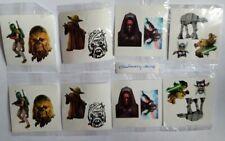 10 X Star Wars Temporary Tattoos Kids Birthday Party Bag fillers #Sticker