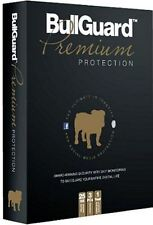 Bullguard 2018 All In One Premium Protection - 3 Users - 1 Year Windows + MAC