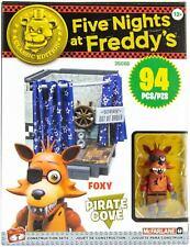 Five Nights At Freddy 'Pirata Cove Classic Series pequeño conjunto de construcción