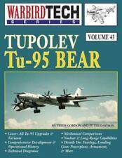 Tupolev Tu-95 Bear, Warbirdtech V. 43 (Paperback or Softback)
