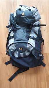 Deuter Alpin-Rucksack GUIDE 45+ (gebraucht, kaum getragen)