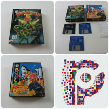 Double Dragon III & Rodland Twin Pack Games for the Amiga tested & working VGC