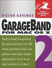 GarageBand 2 for Mac OS X (Visual QuickStart Guide)-ExLibrary