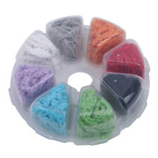 DIY Baby Teether Necklace Kit Free Storage Case Included Mixed Colour B