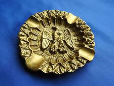 """vide poche en bronze  ancien  ou cendrier """""""" AIGLE""""""""  POIDS: 299 grs"""
