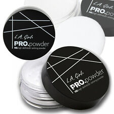 L.A. Girl HD PRO Setting Powder 100% Mineral Silica Matte Finish Skin Makeup