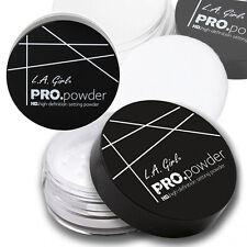 L.A. Girl HD PRO Setting Powder 100% Mineral Silica Matte Finish Skin Makeup