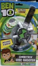 Ben 10 Omnitrix Disc Shooter Watch Play Kids Gift