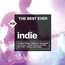 The Best Ever: Indie - Various Artists (NEW 2CD)