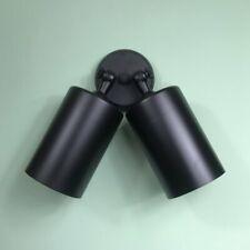 Lot of 2 Remcraft Lighting Products 2111 2 Light Double Cylinder Spotlights U