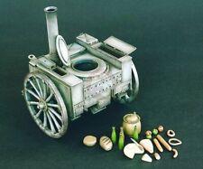 """Verlinden 120mm (1/15) Feldkuche """"Gulaschkanone"""" German Field Kitchen WWII 1065"""