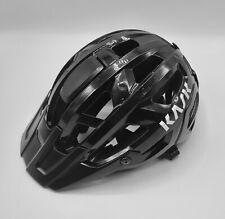 Kask Rex Adjustable Cycling Helmet Black Size L 59-62 Pre-owned