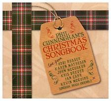 Christmas Songbook Phil Cunningham's Audio CD