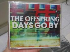 the offspring days go by promo cd single