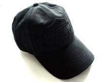 Harley Davidson Phantom Ghost Baseball Cap Kappe Mütze Schwarz 99415-16VM