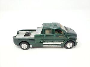 Kinsmart Ford F-850 Super Duty Crew Cab Western Hauler 1/54 Scale Diecast Truck