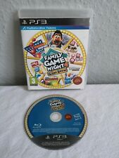 Family Game Night 4 The Game Show  (Playstation 3 Game) PS3