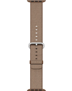 Apple Watch 42mm Toasted Coffee/Caramel Woven Nylon Band	6213