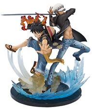 Bandai - One Piece Zero Monkey &amp Trafalgar 5th Ann Figure