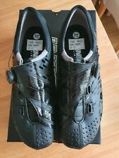 Bont Helix Road Bike Cycling Shoes Size EU46.5 Black