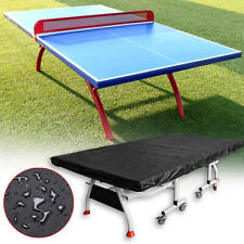 Waterproof Ping Pong Table Storage Tennis Sheet Indoor Outdoor Cover Protection