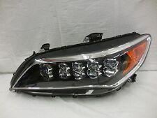 14 15 2014 ACURA RL RLX XENON DRIVER LEFT HEADLIGHT COMPLETE HEADLAMP OEM 2675