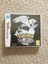 Pokemon Black Version Nintendo DS Game