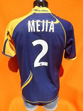 ARLES AVIGNON Maillot Jersey Camiseta Home 2010 Mejia #2 Porté Worn Real Madrid