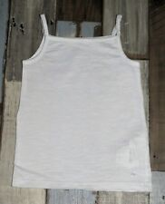 ~ Tee-shirt débardeur blanc ORCHESTRA fille 3 ans 98cm ~