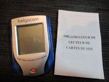 *  BELGACOM  **  DATABANK  LECTEUR DE CARTE SIM