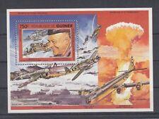 D.Aircraft Guinea Block 386 A (MNH)