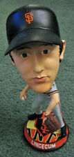 "TIM ""Big Head"" LINCECUM 55 San Francisco GIANTS Bobble Head FOREVER COLLECTIBLE"