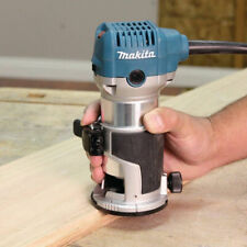 Makita Compact Router RT0701C 1-1/4 HP Variable Speed