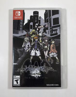 The World Ends with You: Final Remix (Nintendo Switch, 2018) Fast Free Shipping