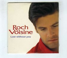 CD SINGLE (NEUF) ROCH VOISINE LOST WITHOUT YOU