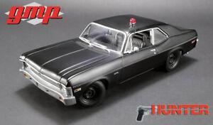 1:18 Scale Hunter - TV Series 1971 Chevrolet Nova - Police Car By GMP18903