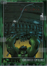 THE INCREDIBLE HULK THE MOVIE ILLUSTRATED CARD IF05