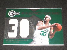 Rasheed Wallace Certified Authentic Game Used Jersey Basketball Card #148/299