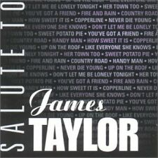 James Taylor - Salute to James Taylor [New CD] Holland - Import